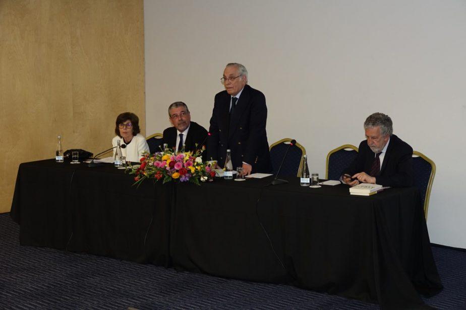 Rui de Alarcão homenageado pela Fundação Inês de Castro