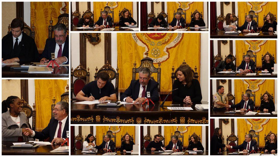 Câmara apoia associações juvenis de Coimbra com 26 mil euros