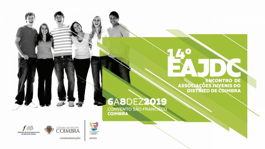 Encontro distrital de Associações Juvenis em Coimbra de 6 a 8 de dezembro