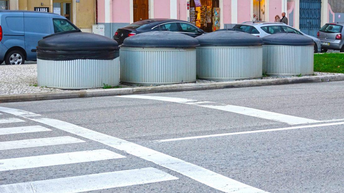 Recolha de resíduos com alterações durante período festivo