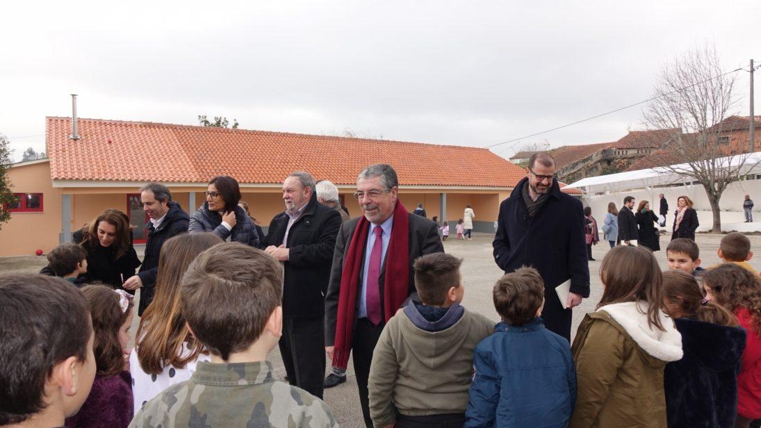 Câmara investiu 120.000 euros na reabilitação do Jardim de Infância de Brasfemes