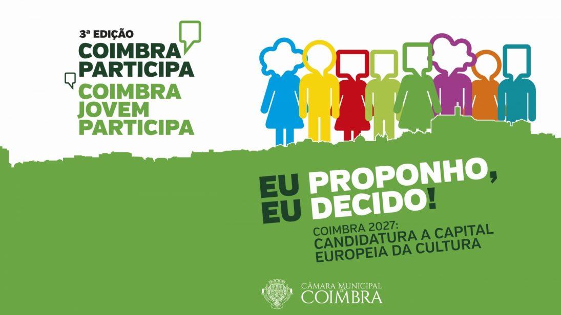 Candidatura a Capital Europeia da Cultura 2027 é o tema da 3ª edição do OP