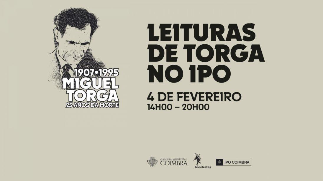 Miguel Torga recordado amanhã no IPO com leituras de poemas