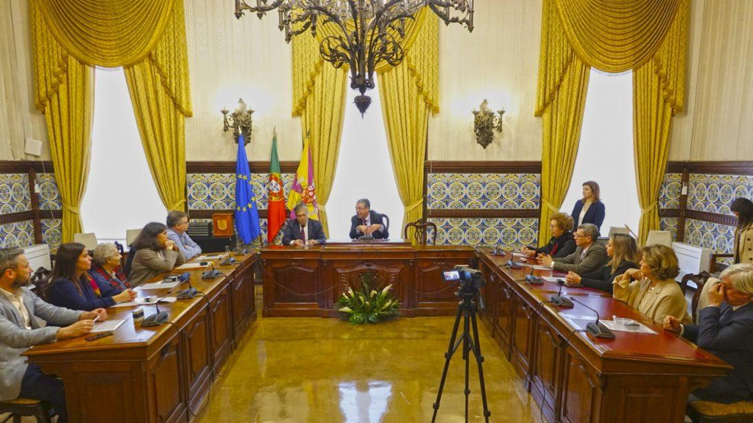 Câmara apoia nove instituições sociais de Coimbra com 129 mil euros
