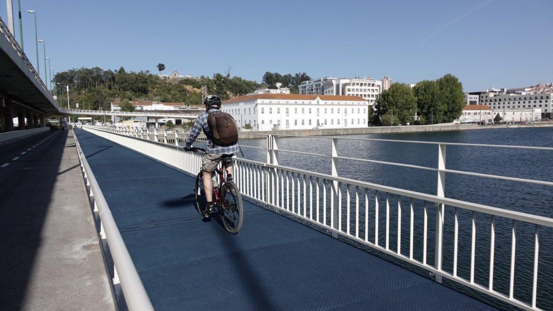Coimbra vai ter mais 11 km de ciclovia na margem esquerda do Rio Mondego