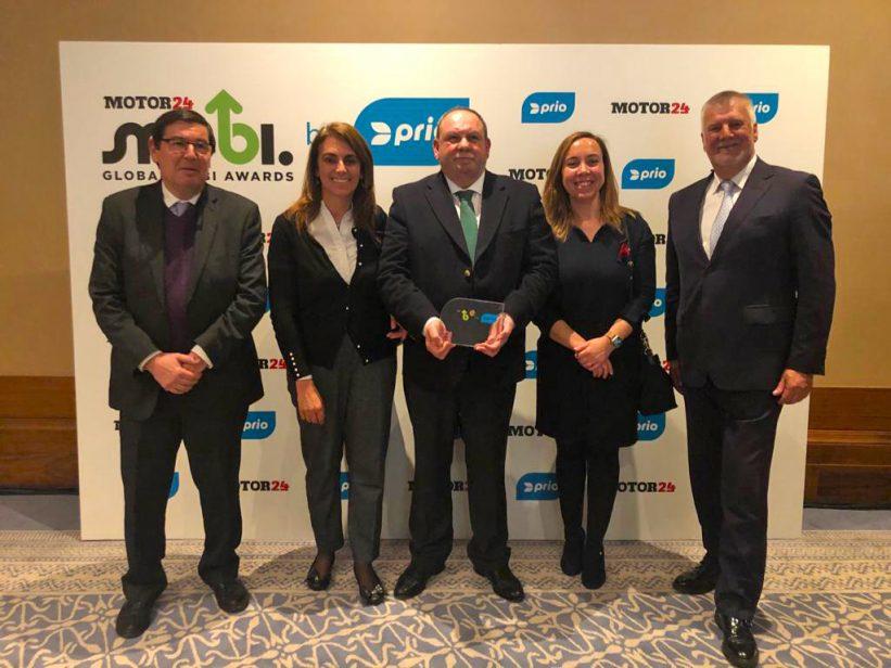 Coimbra recebe prémio de mobilidade por projeto de descarbonização na Alta