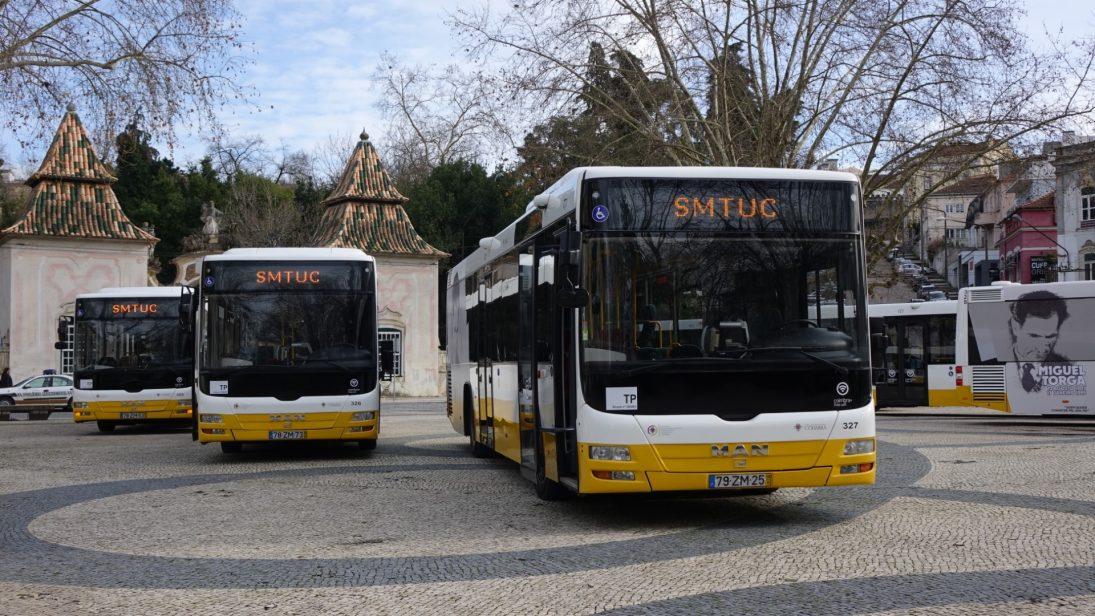 CM Coimbra continua expansão e melhoria da rede dos SMTUC, agora para a zona nordeste