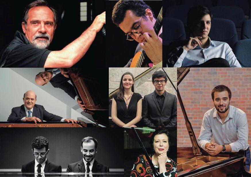 Ciclo de Concertos em Casa transmitido nas redes sociais substitui festival adiado em Coimbra
