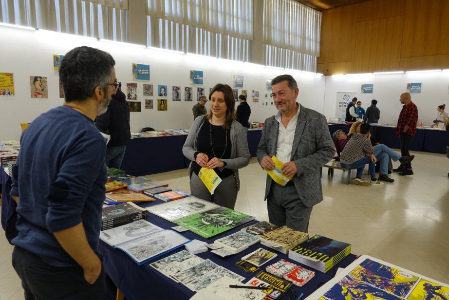 Coimbra BD satisfaz público e expositores dedicados à nona arte