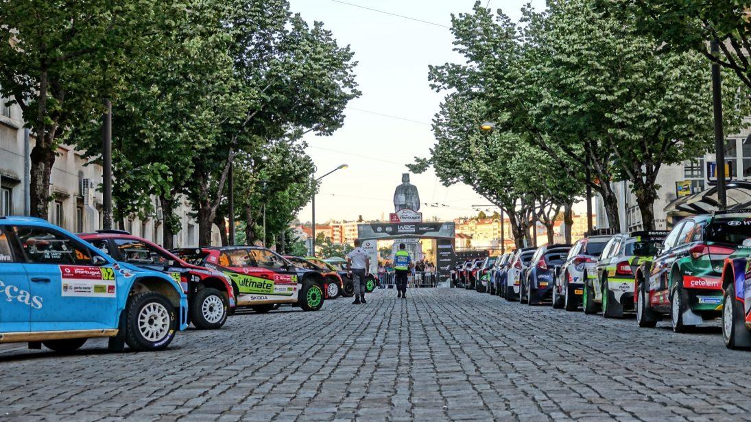 Adiado Rally de Portugal 2020 com partida oficial de Coimbra