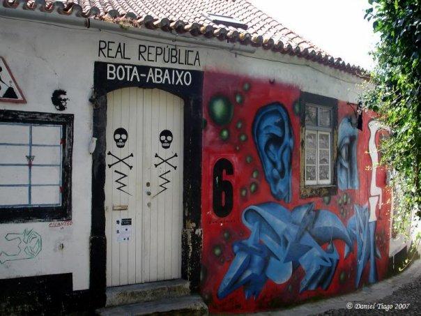 Real República do Bota-Abaixo reconhecida como entidade de interesse histórico e cultural