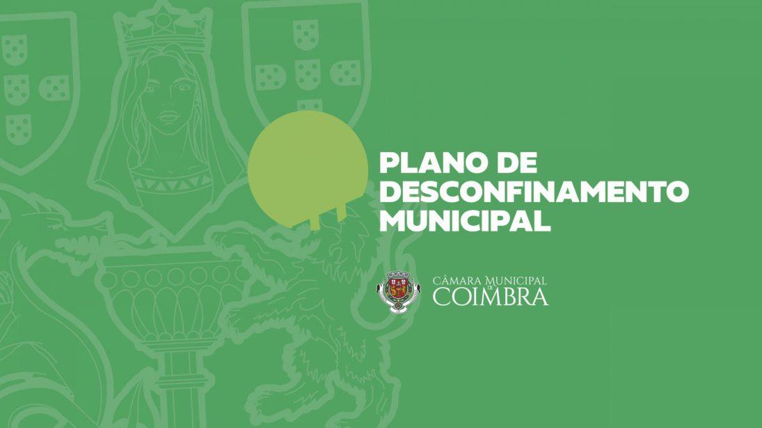 Plano de Desconfinamento Municipal prevê equilíbrio entre combate à pandemia e recuperação económica