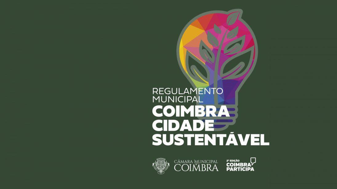 """Candidaturas ao """"Coimbra Cidade Sustentável"""" começam hoje e terminam a 30 de setembro"""