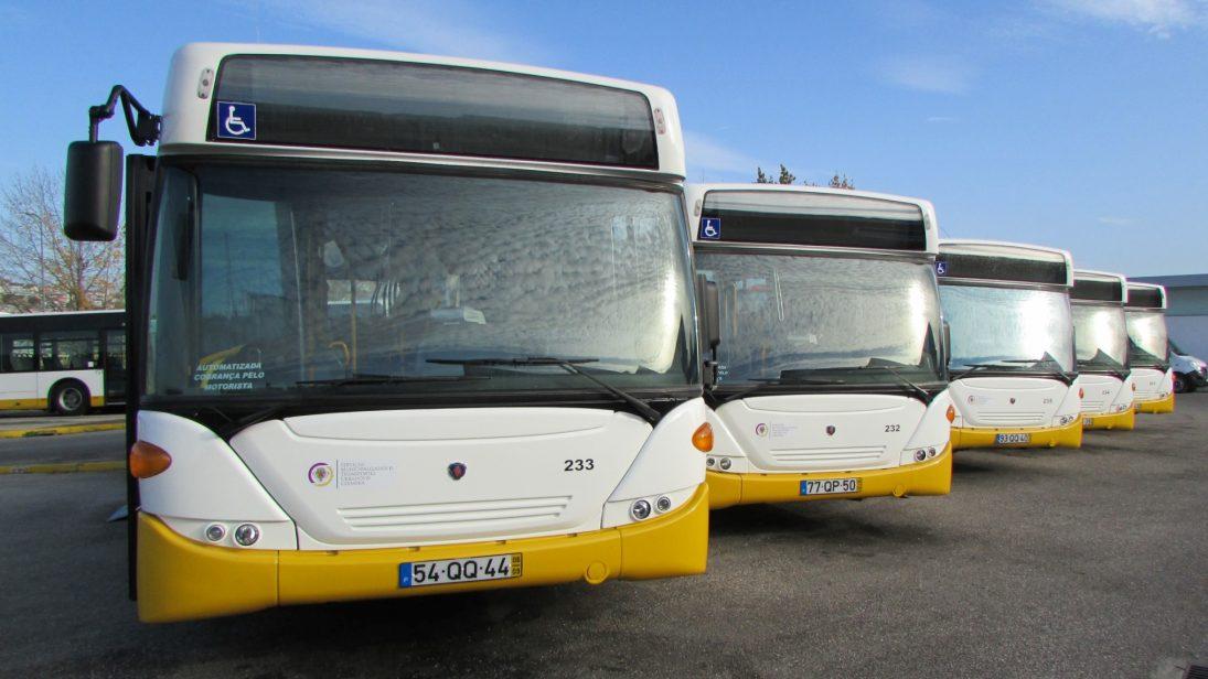 CM Coimbra reforça oferta de autocarros SMTUC a partir de segunda-feira