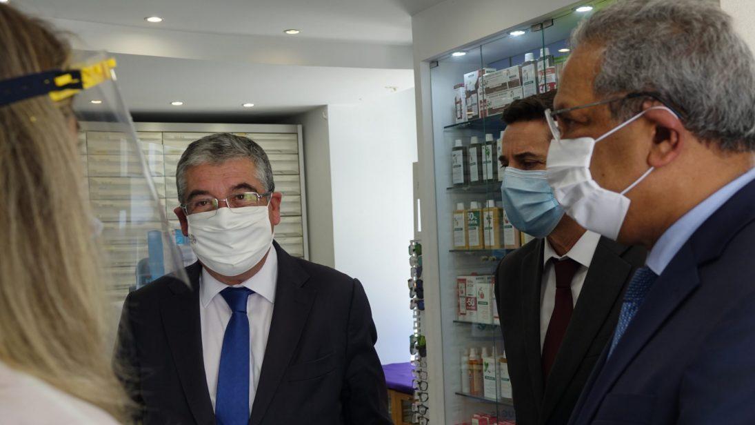 400 empresas de Coimbra receberam mais de 2M€ para se adaptarem à pandemia