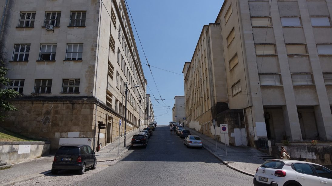 Câmara investe 730.000 euros na requalificação de acessos à Universidade de Coimbra