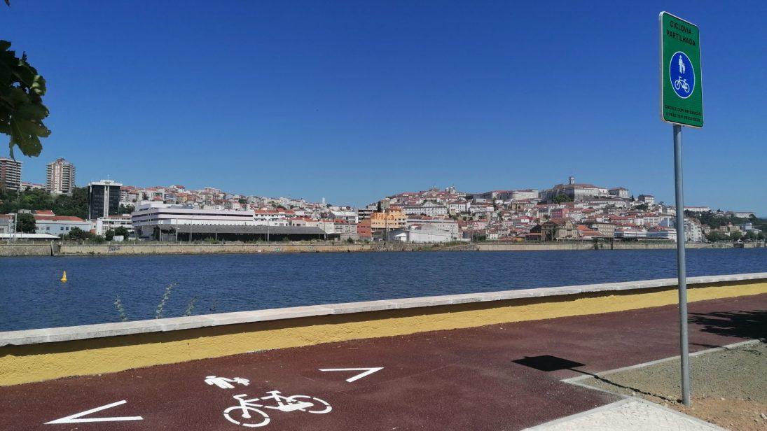 CM Coimbra cria 83 postos de parqueamento de bicicletas