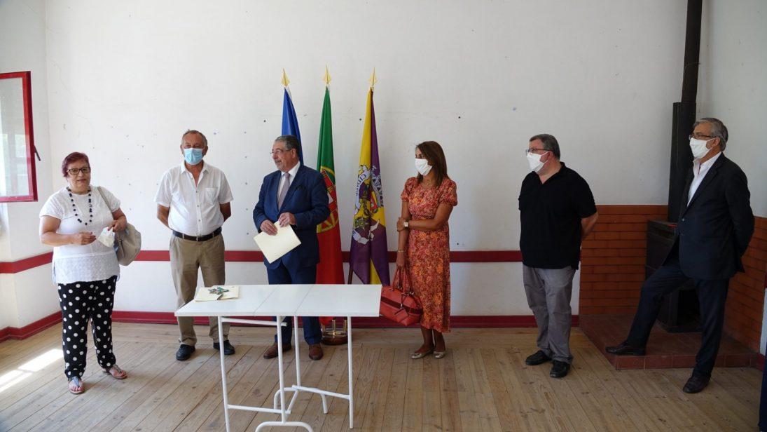 Antiga escola de Vila Pouca de Cernache vai acolher atividades para idosos