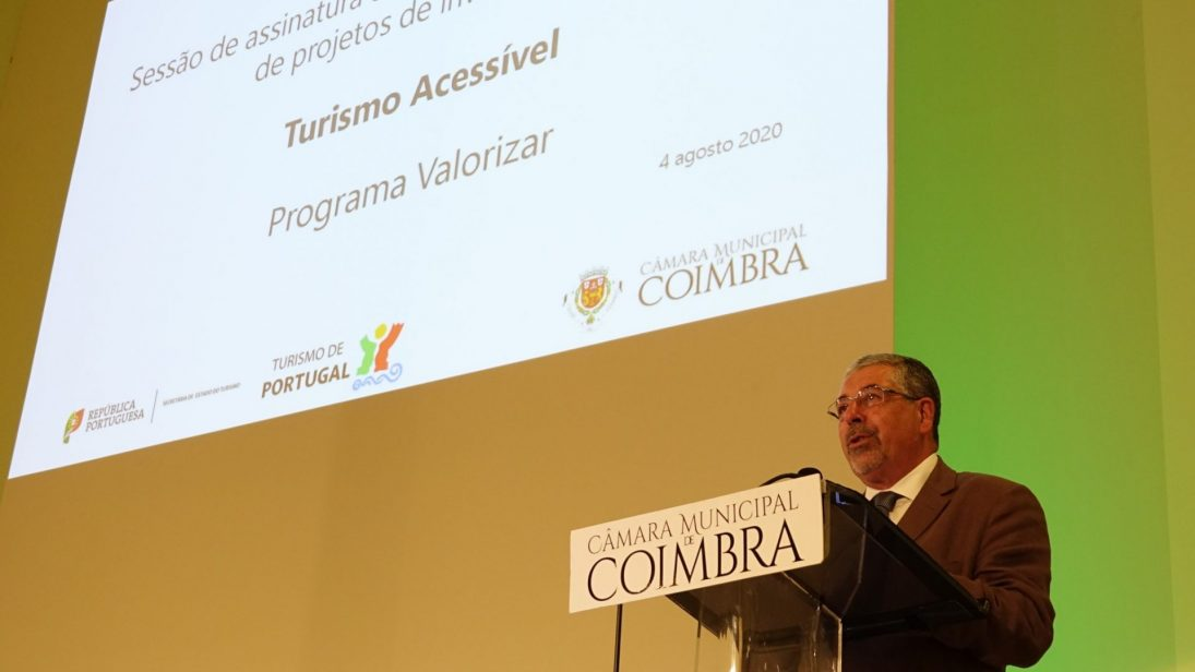 Sete projetos para a valorização turística de Portugal assinados no Convento São Francisco