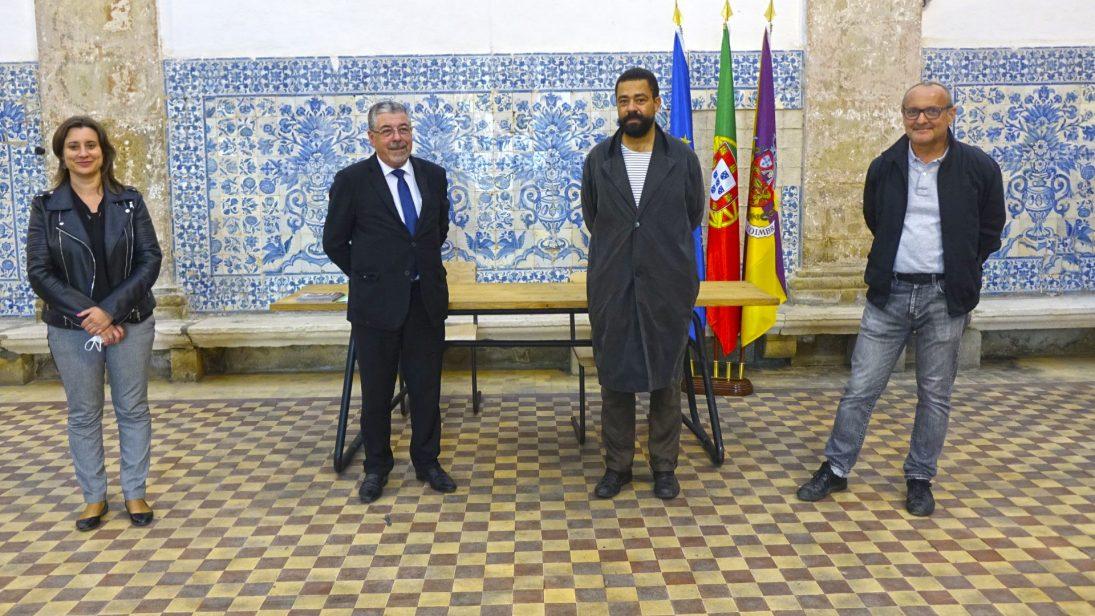 Exposição de José Pedro Croft inaugurada amanhã em Coimbra