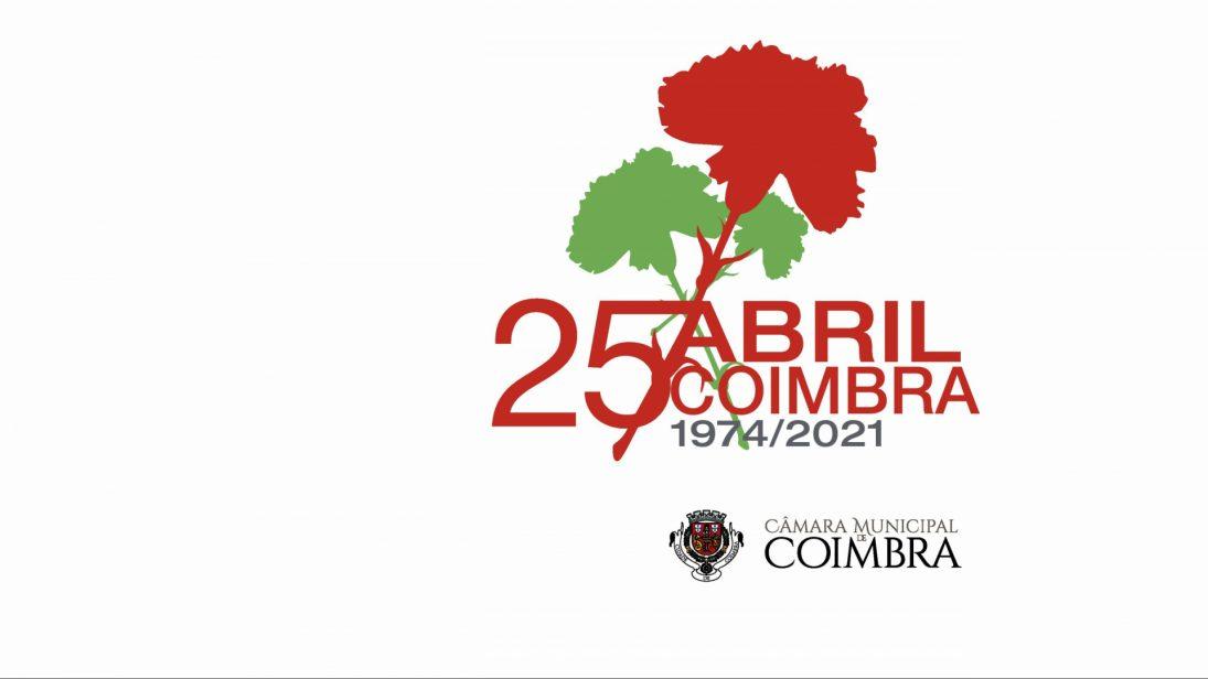 Coimbra celebra 47º aniversário do 25 de Abril com iniciativas online e presenciais