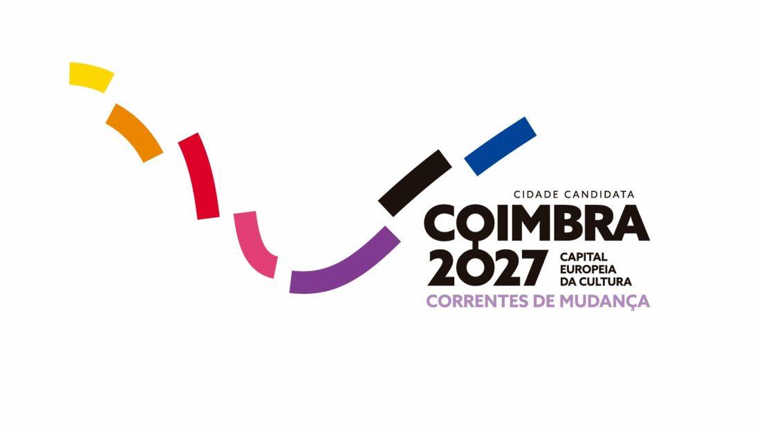 Já é conhecida a imagem oficial da candidatura de Coimbra a CEC2027