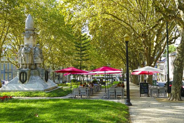Coimbra vai ter novo regulamento de ocupação de espaço público e publicidade