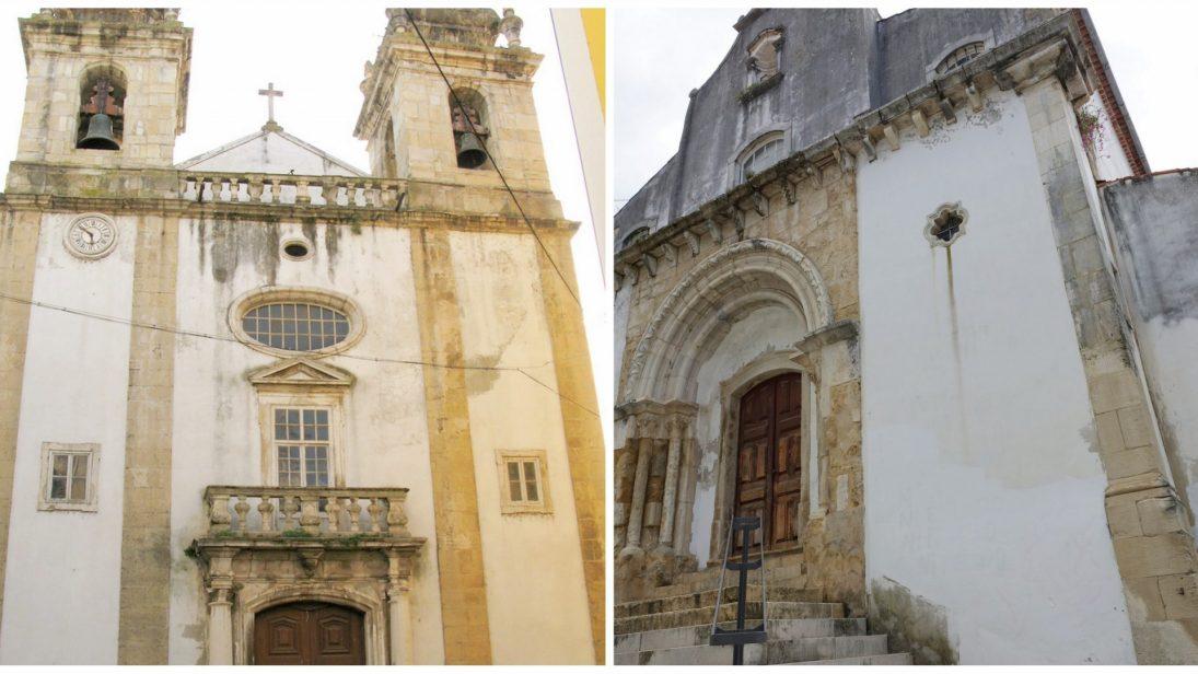 CM Coimbra candidata a fundos europeus restauro das igrejas de São Bartolomeu e de São Salvador