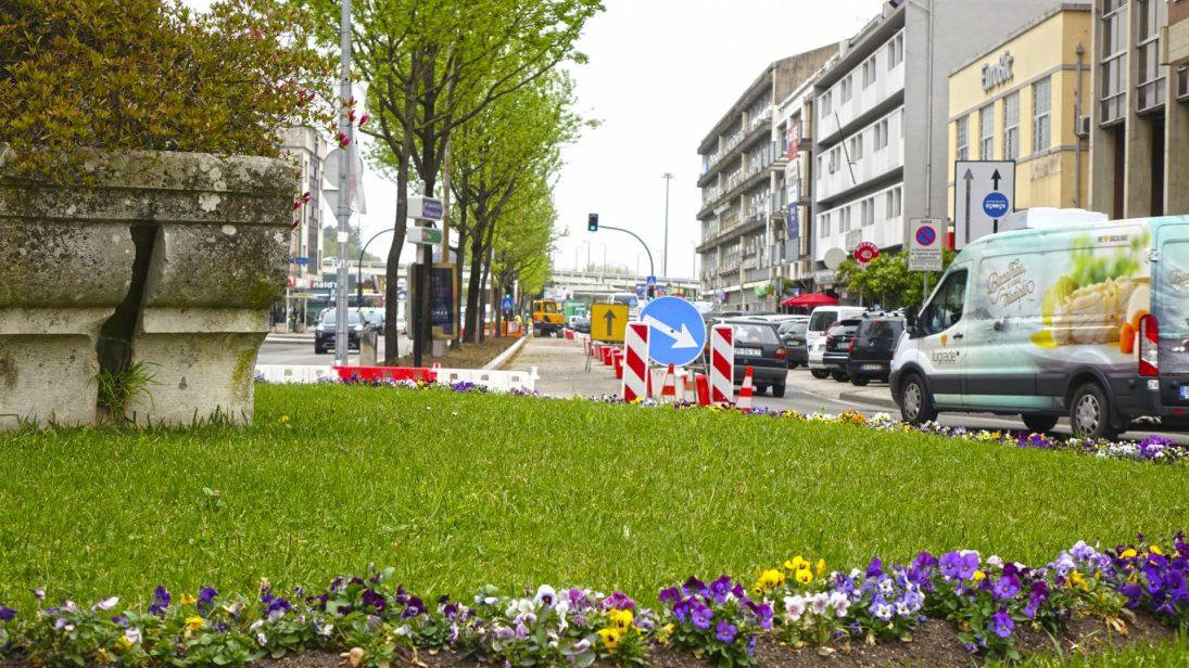 Repavimentação da Av. Fernão de Magalhães vai ser realizada no período noturno a partir de 10 de maio