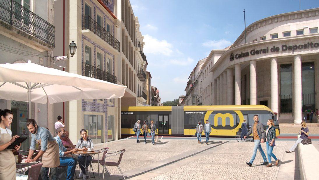 Governo autoriza construção de Parque de Material e Oficinas do Sistema de Mobilidade do Mondego em Ceira