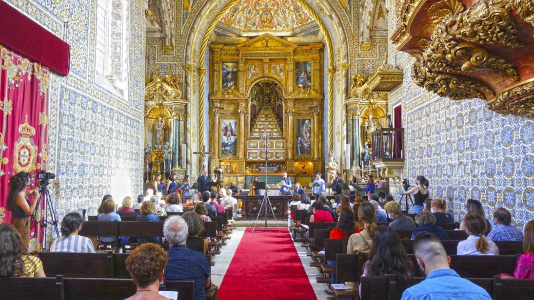 Ciclo de concertos nas igrejas de Coimbra prossegue em Cernache, Botão e S. João do Campo
