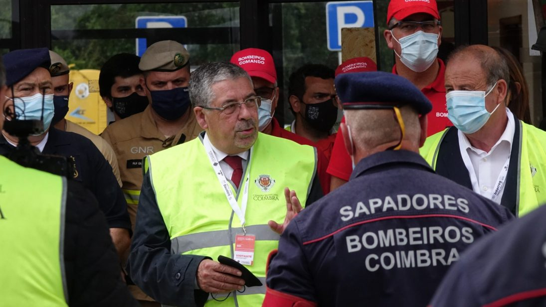 Investimento municipal permite que Coimbra esteja preparada para combate a fogos florestais