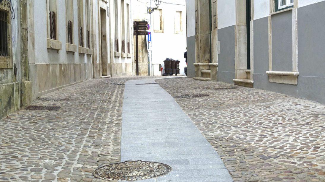 Câmara avança com requalificação de mais três ruas na Alta de Coimbra