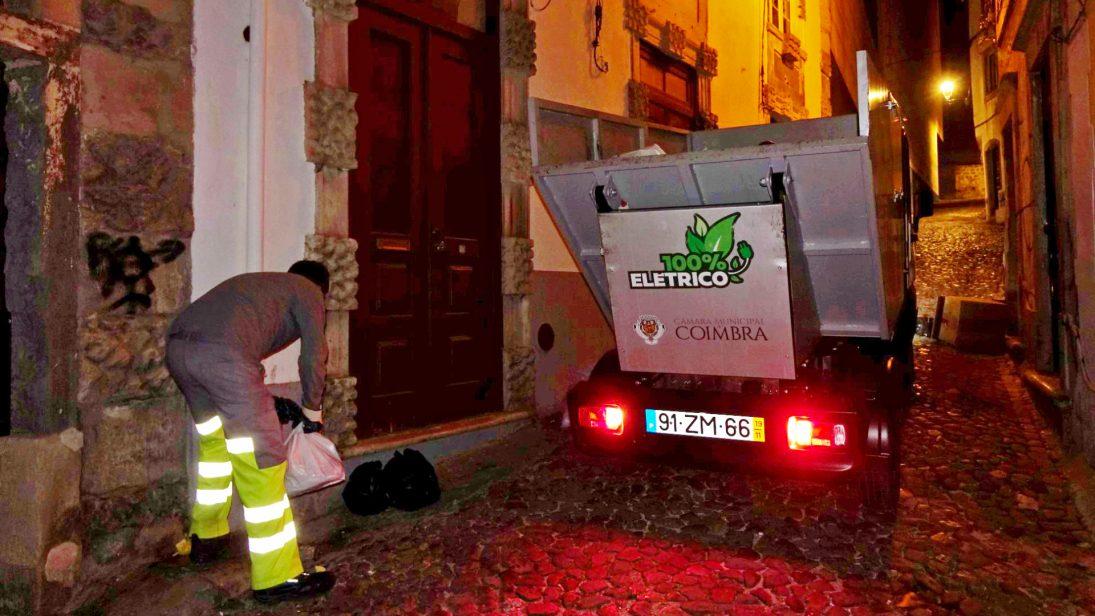 Coimbra avança com recolha seletiva de biorresíduos