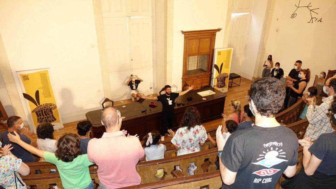 Magia preenche mais um fim de semana em Coimbra, Condeixa e Montemor