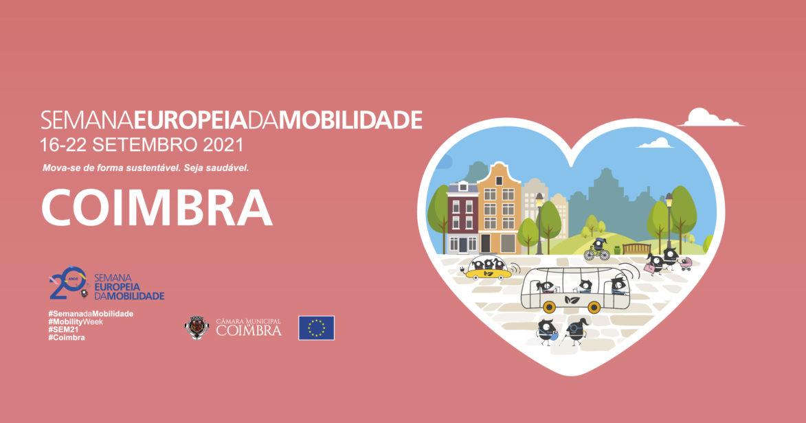 Coimbra comemora Semana Europeia da Mobilidade com passeios e atividades desportivas e culturais