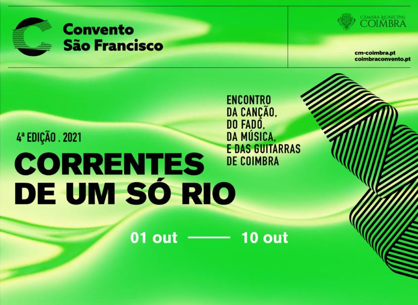 """Festival """"Correntes"""" promove a canção e o fado de Coimbra"""